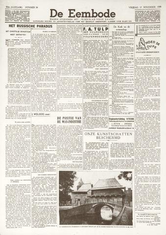 De Eembode 1939-11-17