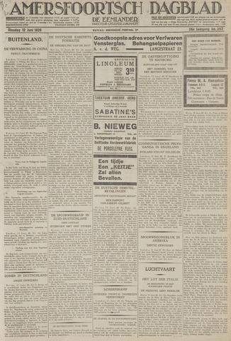 Amersfoortsch Dagblad / De Eemlander 1928-06-12