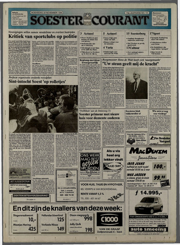 Soester Courant 1995-11-22