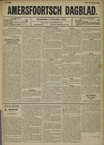 Amersfoortsch Dagblad 1906-12-06