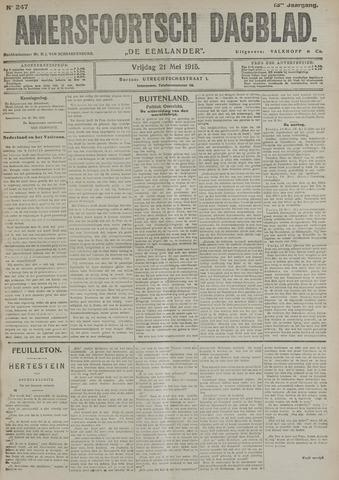 Amersfoortsch Dagblad / De Eemlander 1915-05-21