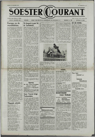 Soester Courant 1952-08-22