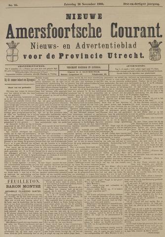 Nieuwe Amersfoortsche Courant 1904-11-26