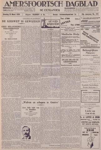 Amersfoortsch Dagblad / De Eemlander 1935-03-23