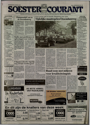 Soester Courant 2002-05-29