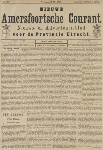 Nieuwe Amersfoortsche Courant 1900-05-16