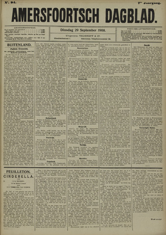 Amersfoortsch Dagblad 1908-09-29