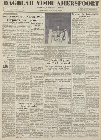 Dagblad voor Amersfoort 1947-07-25
