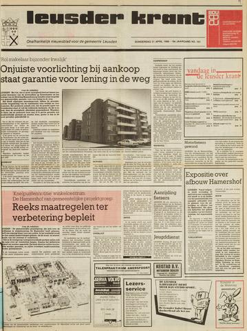 Leusder Krant 1988-04-21