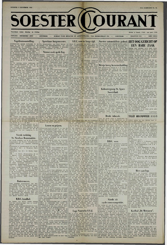 Soester Courant 1963-12-03