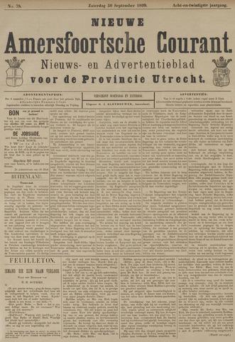 Nieuwe Amersfoortsche Courant 1899-09-30