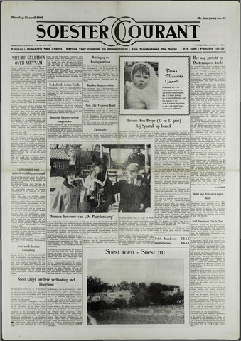 Soester Courant 1969-04-15