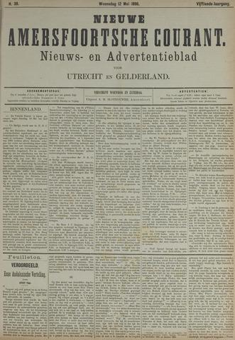Nieuwe Amersfoortsche Courant 1886-05-12
