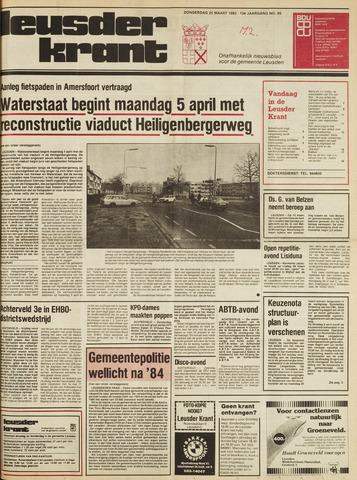 Leusder Krant 1982-03-25
