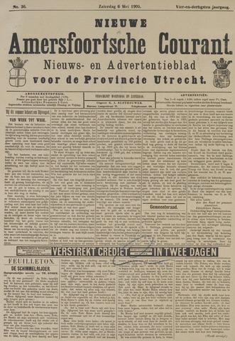 Nieuwe Amersfoortsche Courant 1905-05-06