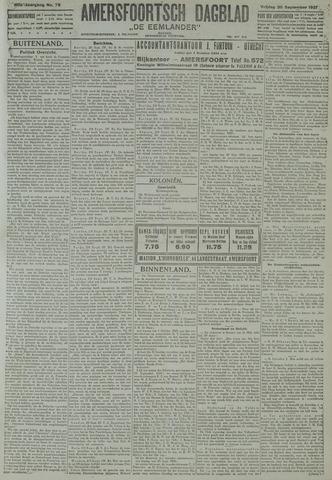 Amersfoortsch Dagblad / De Eemlander 1921-09-30