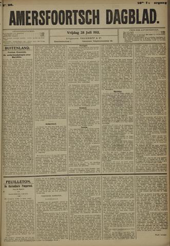 Amersfoortsch Dagblad 1911-07-28
