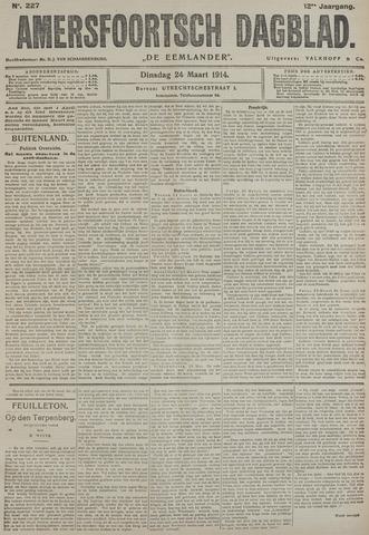 Amersfoortsch Dagblad / De Eemlander 1914-03-24