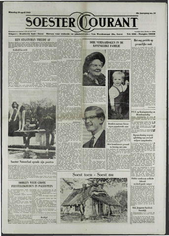 Soester Courant 1969-04-29