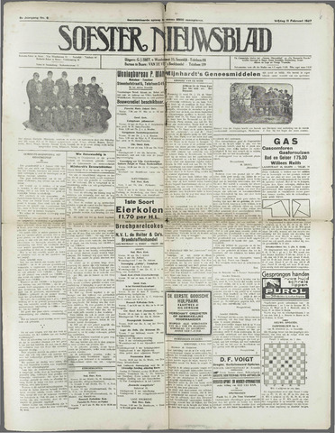 Soester Courant 1927-02-11