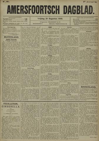 Amersfoortsch Dagblad 1908-08-28