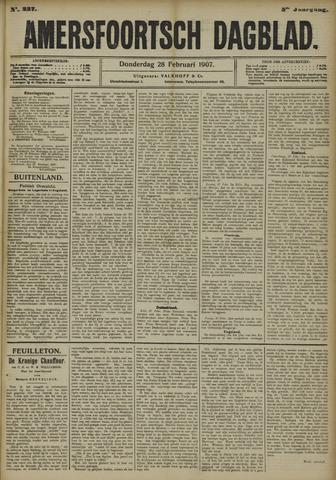 Amersfoortsch Dagblad 1907-02-28