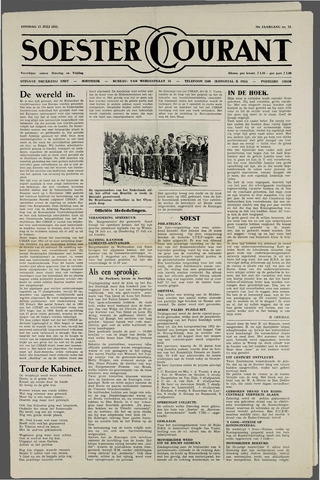 Soester Courant 1952-07-15