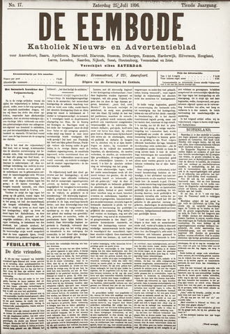 De Eembode 1896-07-25