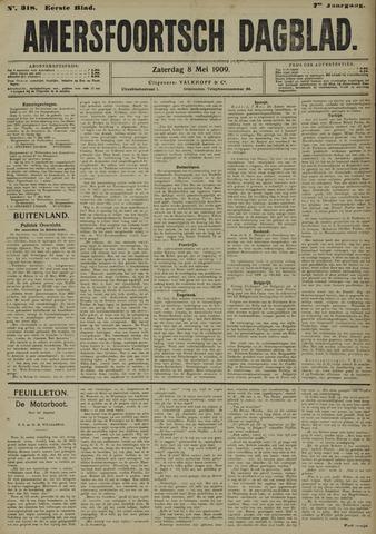 Amersfoortsch Dagblad 1909-05-08