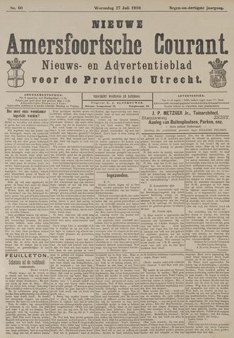 Nieuwe Amersfoortsche Courant 1910-07-27