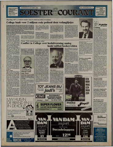 Soester Courant 1986-10-08