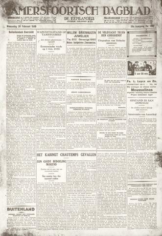 Amersfoortsch Dagblad / De Eemlander 1930-02-26