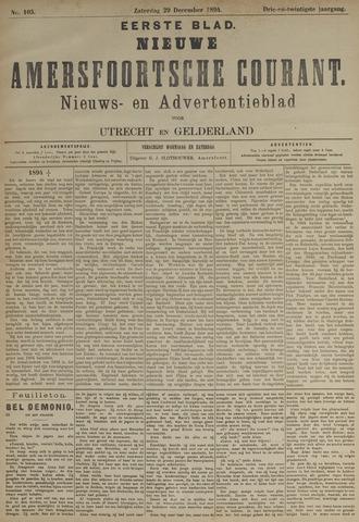 Nieuwe Amersfoortsche Courant 1894-12-29