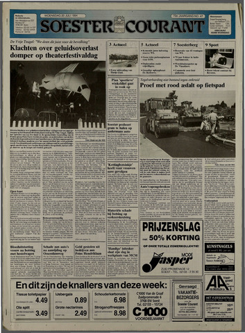 Soester Courant 1994-07-20