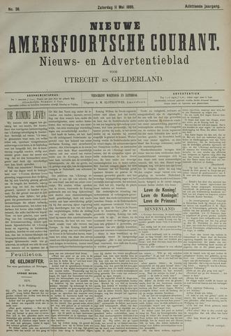 Nieuwe Amersfoortsche Courant 1889-05-11