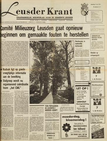 Leusder Krant 1974-05-09
