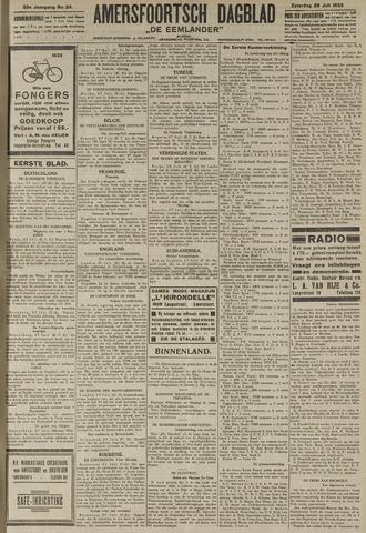 Amersfoortsch Dagblad / De Eemlander 1923-07-28