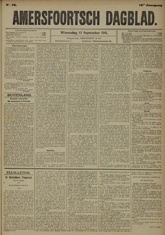 Amersfoortsch Dagblad 1911-09-13