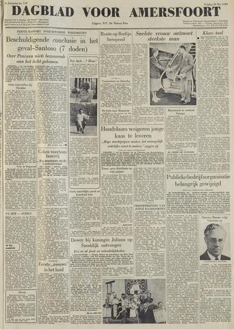 Dagblad voor Amersfoort 1949-05-20