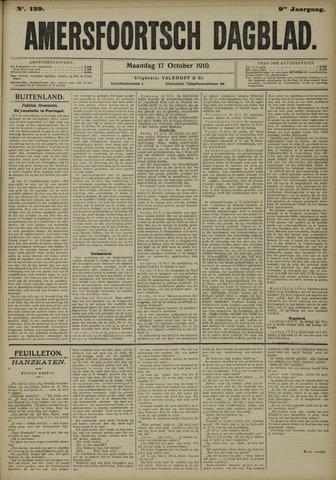 Amersfoortsch Dagblad 1910-10-17