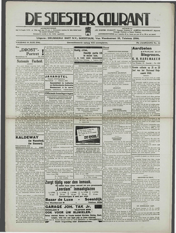 Soester Courant 1940-06-14