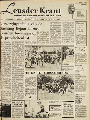 Leusder Krant 1972-06-01