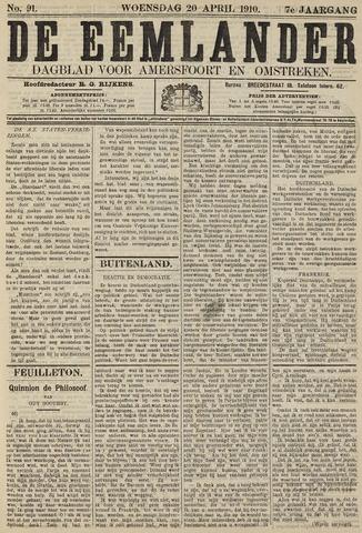 De Eemlander 1910-04-20