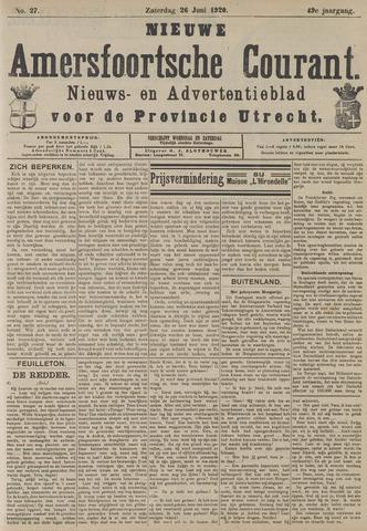 Nieuwe Amersfoortsche Courant 1920-06-26