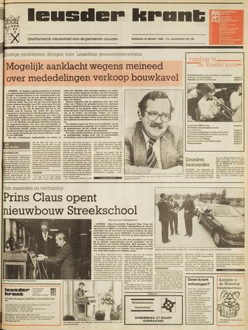 Leusder Krant 1986-03-25