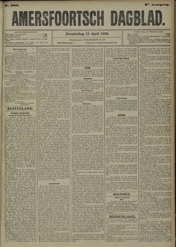 Amersfoortsch Dagblad 1908-04-23