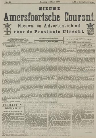 Nieuwe Amersfoortsche Courant 1909-03-13