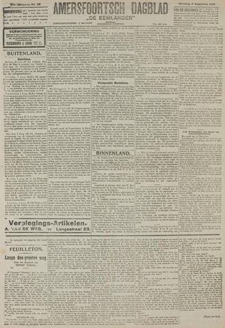 Amersfoortsch Dagblad / De Eemlander 1921-08-02