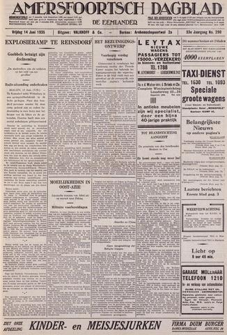 Amersfoortsch Dagblad / De Eemlander 1935-06-14