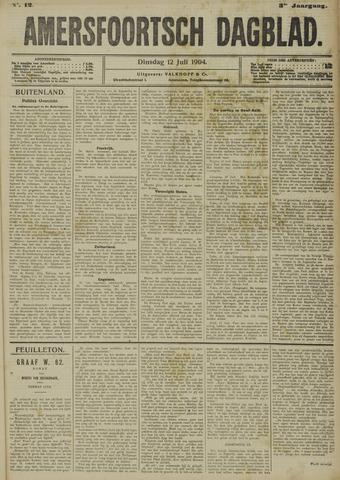 Amersfoortsch Dagblad 1904-07-12